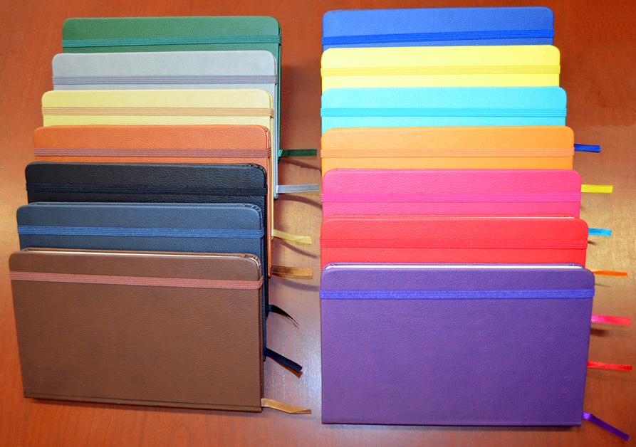 Faux Leather Notebooks Bulk